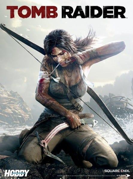 La bella Lara Croft