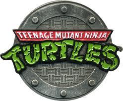 Il logo delle Tartarughe Ninja