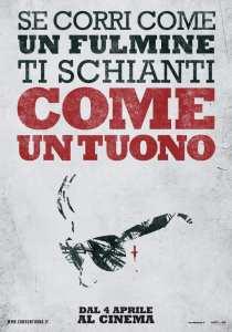 Il poster italiano di Come un tuono