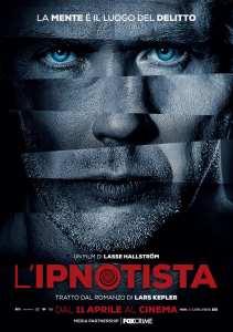 Il poster italiano de L'ipnotista