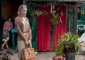 Cate Blanchett nella prima immagine ufficiale di Blue Jasmine, il nuovo film di Woody Allen