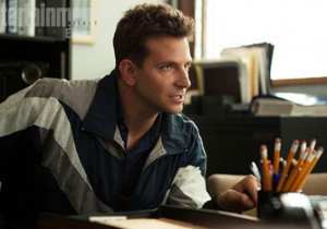 Bradley Cooper in una scena di Come un tuono
