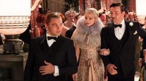 Leonardo Di Caprio, Carey Mulligan e Joel Edgerton nella nuova immagine de Il grande Gatsby