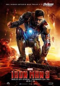 Il nuovo poster internazionale di Iron Man 3