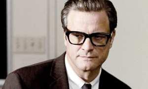 Colin Firth in una scena del film