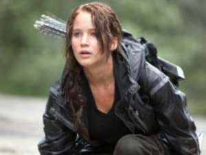 La protagonista di Hunger Games Katniss Everdeen