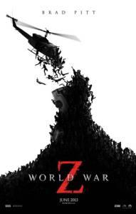 Il nuovo poster di World War Z