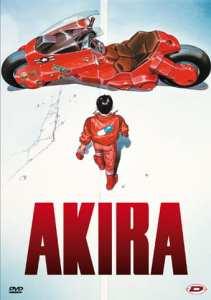 "La locandina di ""Akira"""