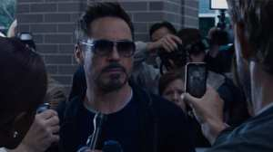 Robert Downey Jr. nella prima clip di Iron Man 3