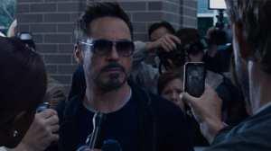 Robert Downey Jr. nella prima clip di Iron Man 3