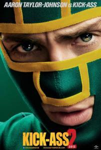 Aaron Johnson nel character poster di Kick-Ass