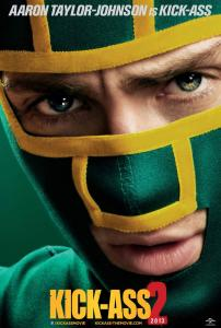 Aaron Johnson nel character poster di Kick-Ass