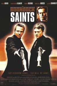 """La locandina di """"The Boondock Saints"""""""
