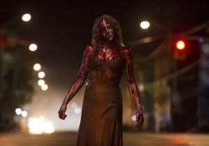 Chloe Moretz in un'immagine di Carrie
