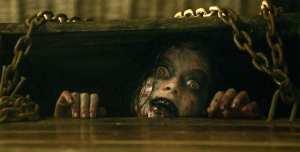 Un'immagine tratta dal film La Casa