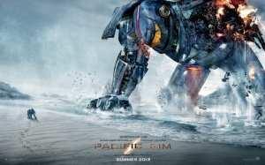 Un poster di Pacific Rim