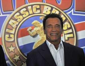 Arnold Schwarzenegger | © TASSO MARCELO/Getty Images