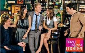 """Il cast di """"How I met your mother"""""""