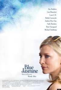 Cate Blanchett nel poster di Blue Jasmine