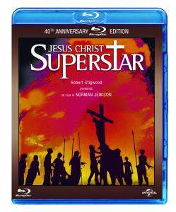 Il packshot di Jesus Christ Superstar
