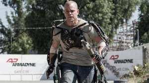Matt Damon nella nuova immagine di Elysium