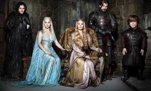 """Il cast principale di """"Game of thrones"""""""