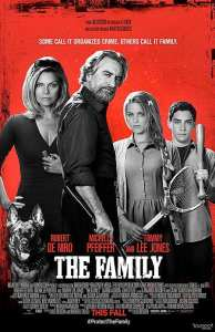 Il primo teaser poster di The Family