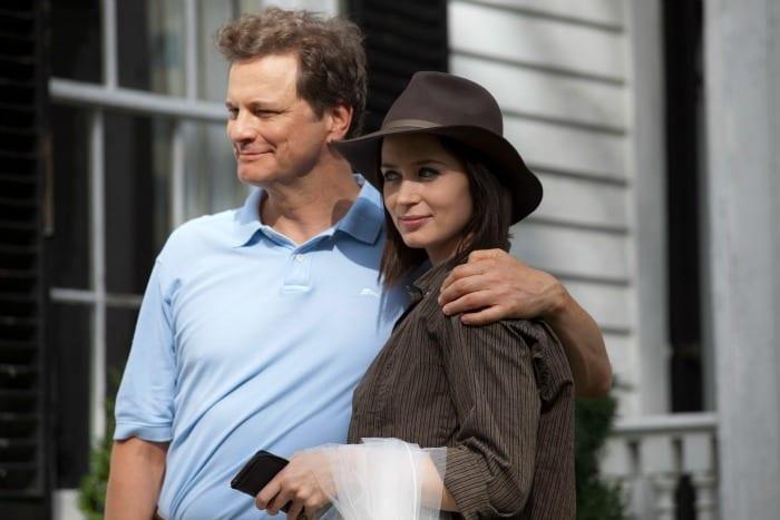 Il mondo di Arthur Newman - Colin Firth e Emily Blunt