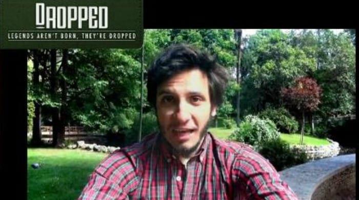 Rikar Gil protagonista di Dropped