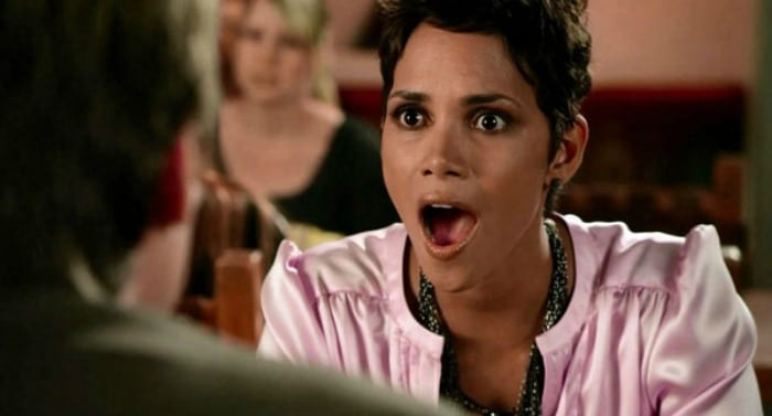 Halle Berry in Comic  Movie