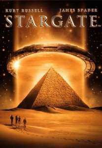 """Locandina di """"Stargate"""" del 1994"""