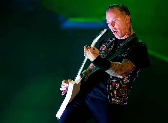 James Hetfield | © Theo Wargo / Getty Images