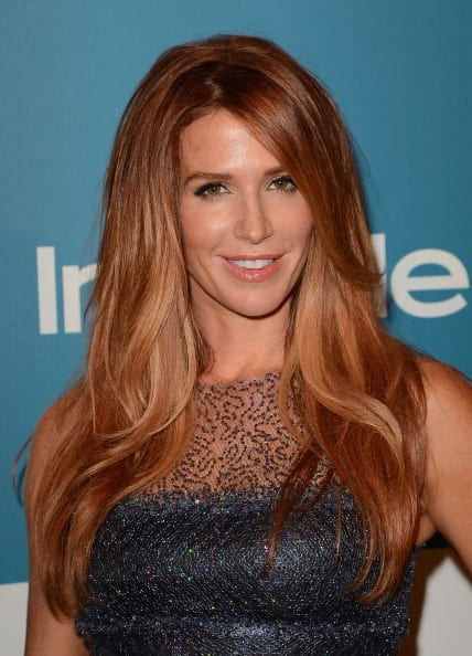 Poppy Montgomery protagonista di Unforgettable © Jason Merritt/Getty Images