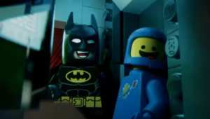 "Una scena da ""The Lego Movie"""