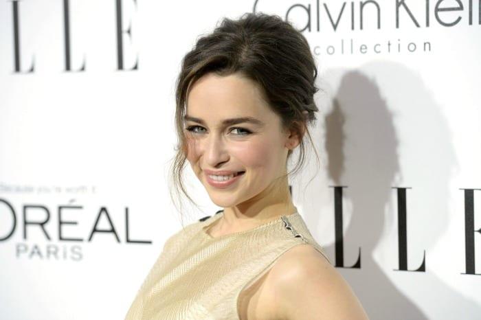 Emilia Clarke   © Jason Merritt / Getty Images