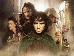 """La locandina del film """"Il Signore degli anelli - La compagnia dell'anello"""""""