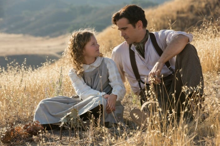 Colin Farrell in Saving Mr. Banks