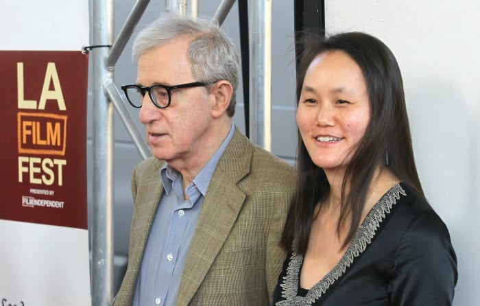 Woody Allen e Soon Yi Previn | ©  Frederick M. Brown / Getty Images