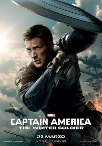 Steve Rogers - Captain America