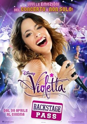 Violetta – Backstage Pass