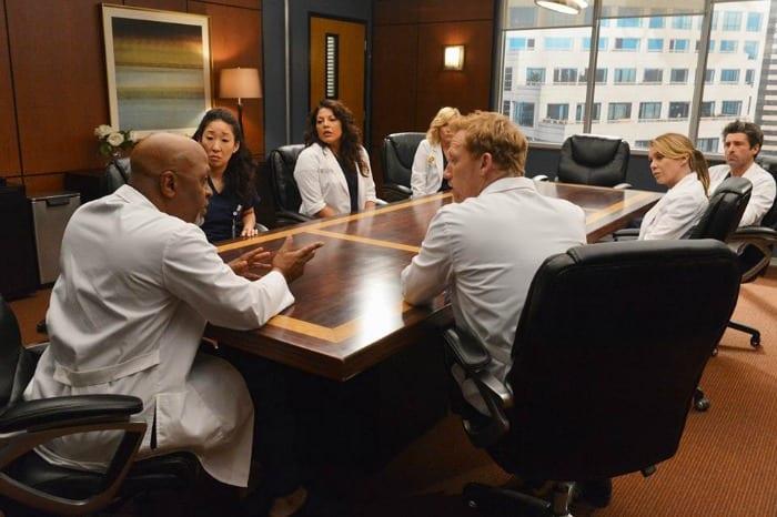 Grey's Anatomy 10x21