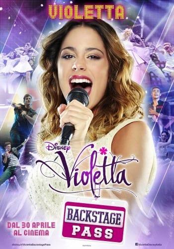 Violetta - Backstage Pass