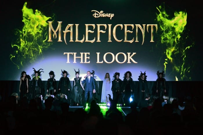 "Il black carpet per ""Maleficent"""