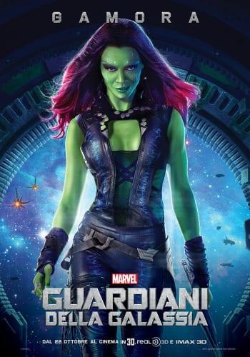 Gamora (Zoe Saldana)