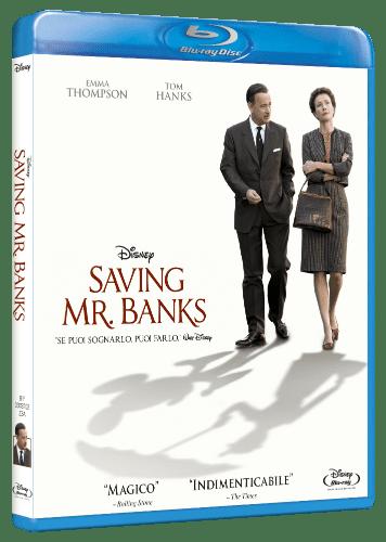 Saving Mr. Banks - In Blu-Ray