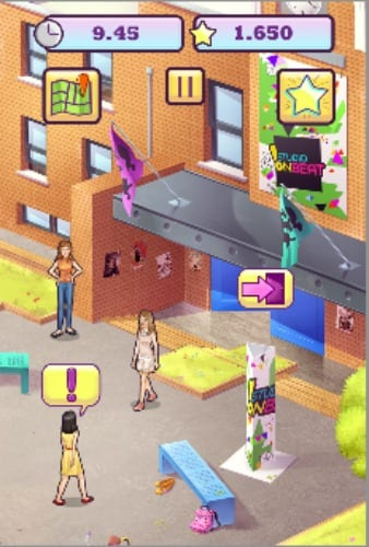 L'app di Violetta