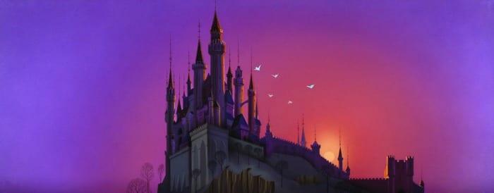 La bella addormentata_castello