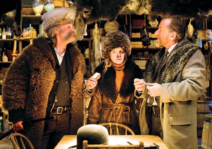 The Hateful Eight - tarantino