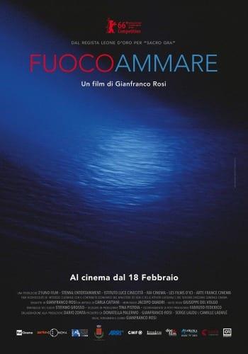 Fuocoammare - poster