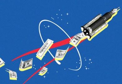 NASA, Gelirlerini Artırmak İçin Uzay Araçlarına Reklam Alacak